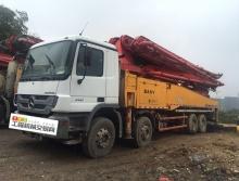 精品车源出售2011年三一奔驰52米X腿泵车