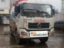 车主直售2013年东风大力神12方搅拌车