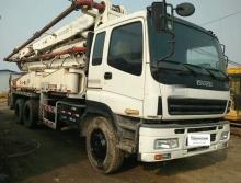 精品出售2006年三一五十铃37米泵车