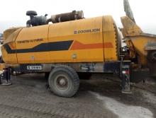 出售2011年中联8014拖泵一台