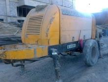 出售08年中联8016电拖泵