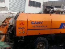 出售07年三一60C1816柴油拖泵