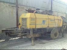 精品出售2005年三一80柴油拖泵5台