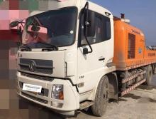 精品出售可分期2015年8月出厂中联国四10018车载泵