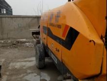 车主直售2011年中联8014拖泵