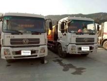 打包出售2012年和2013年三一9018车载泵两台