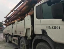 出售12年中联斯堪尼亚56米泵车