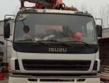 精品转让2010年上牌三一五十铃52米泵车
