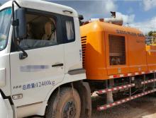 出售2013年10月出厂中联9014车载泵