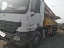 精品出售2009年三一奔驰37米泵车