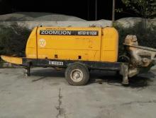 出售08年中联6016-110电拖泵一台