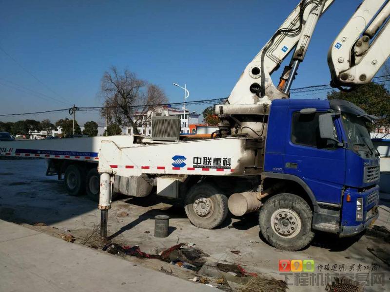 首页 设备 混凝土 泵车  基本信息 品牌 中联重科 臂架长度 47米 汽车