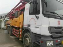 86万出售2012年三一奔驰43米泵车