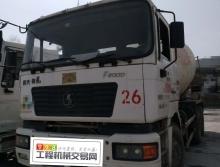 出售2013年陕汽德龙10方搅拌车