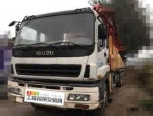 出售2010年3月出厂五十铃三一48米泵车