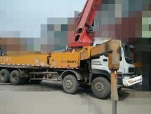 出售09年三一五十铃四桥46米泵车