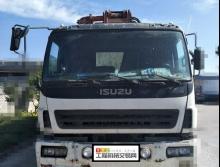 出售05年12月三一五十铃37米泵车