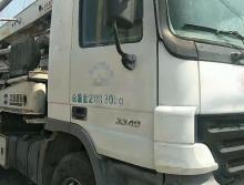 精品出售2007年中联奔驰37米泵车
