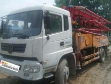 出售14年东风九合26米泵车