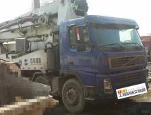 出售06年中联沃尔沃44米泵车