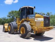 出售2009年进口JOHN DEERE  644K装载机
