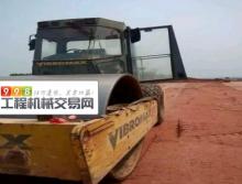 出售2000年20吨宝马格压路机