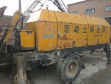 出售2001三一HBT60A电拖泵