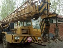 出售2001年泰安25吨 吊车