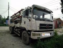 出售2013年12月神狐楚风24米泵车