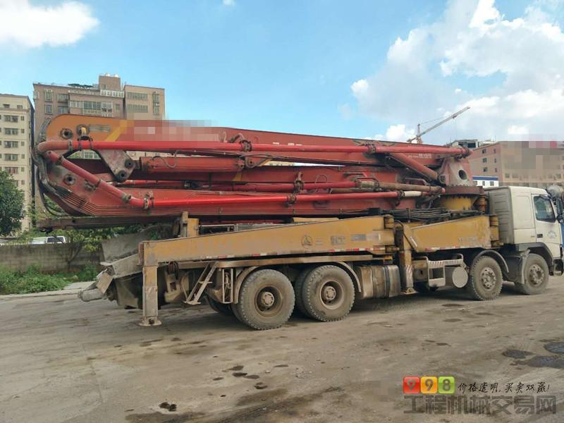 中联38米泵车车身长度是多少,52米泵车车身长度又是多少?