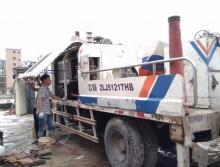 精品出售2010年中联9014车载泵