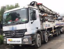 出售07年中联奔驰45米泵车