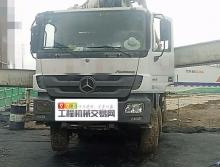 出售2012年出厂中联奔驰56米泵车