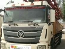 出售2017年上牌福田雷萨50米泵车