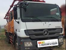 精品转让2012年三一奔驰底盘C8的49米泵车
