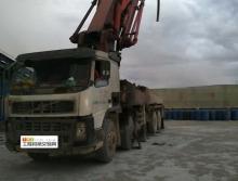 出售07年三一沃尔沃45米泵车
