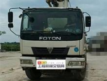 车主直售10年11月福田37米泵车
