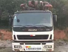 转让2012年三一五十铃46米泵车