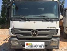出售12年中联奔驰56米泵车