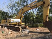 车主亏本转让12年出厂原装进口小松450-7大挖掘机