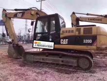 出售11年出厂卡特彼勒320D中型挖掘机
