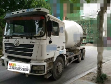 出售2012年德龙大12方搅拌车