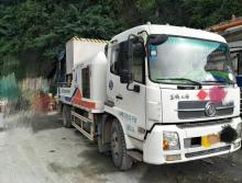 出售12年9018中联车载泵工作3000小时广东看车,手续齐包过户。