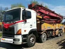 转让2011年徐工日野底盘48米泵车