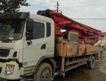 出售16年长垣农建33米泵车