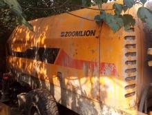 低价处理2011年4月中联6016-110电拖泵