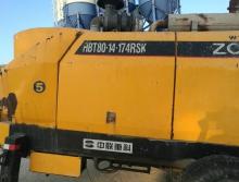 出售10年8014.174拖泵一台