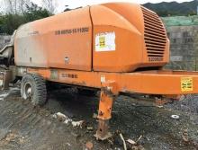 低价出售精品2013年中联6016-110电拖泵