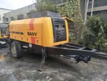 出售13年三一601816电拖泵