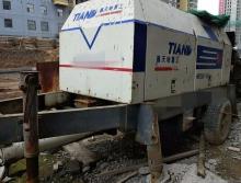 出售08年天地重工8016电拖泵